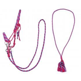 Cabezada de cuerda...